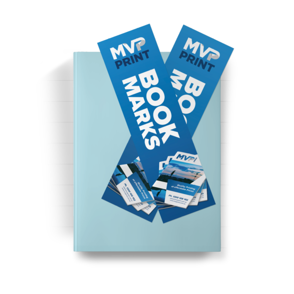 Bookmark Printing by MVP Print