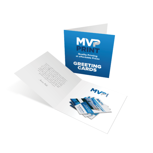 Greeting Card Printing by MVP Print