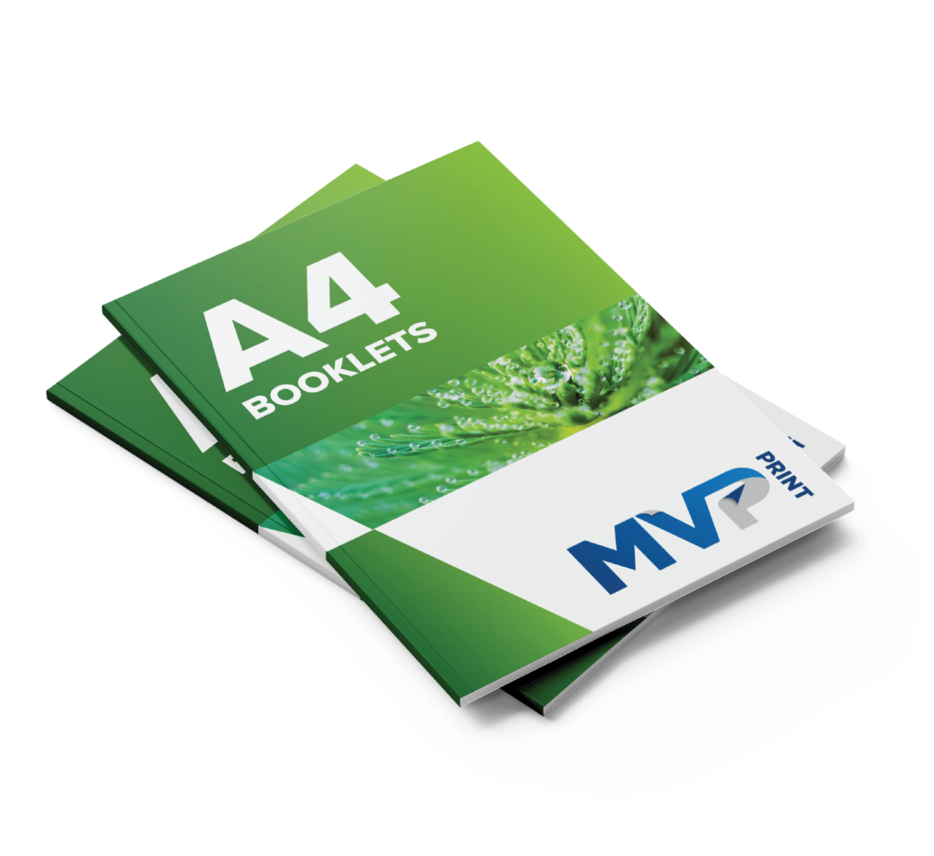 A4 Perfect Bound Booklets
