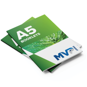 A5 Perfect Bound Booklets