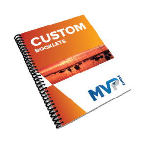 Custom Coil Bound Booklets