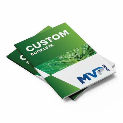 Custom Perfect Bound Booklets Product Pic