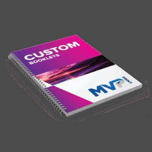 Custom Wirebound Booklets